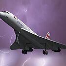 British Airways Concorde by Stephen Smith