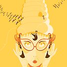 the beehive is back! by Emma Whitelaw