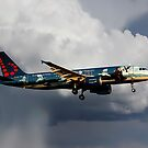Air Brussels by Stephen Smith