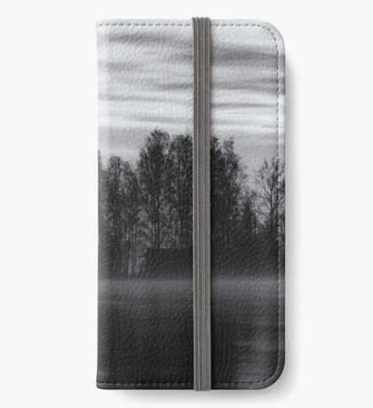 Ostrogoth - black edition iPhone Wallet