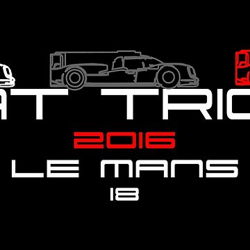 Hat Trick Le Mans by 710Designs