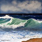 Um das Meer zu malen ... von Elizabeth Kendall