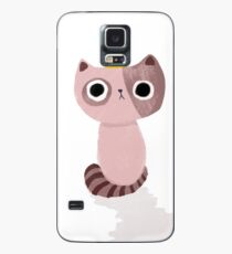 King Kitten  Case/Skin for Samsung Galaxy