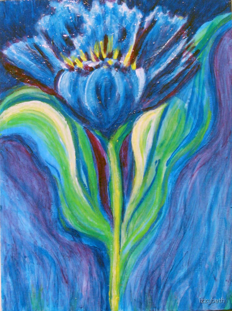 The Healing Flower by izzybeth