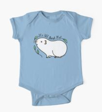 It's All About Me! Himalayan Guinea pig Kids Clothes