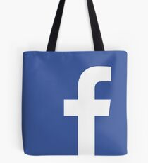 Facebook Tote Bag