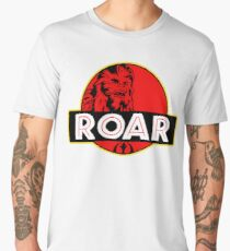 Roar Park funny tv show movie parody old classic  Men's Premium T-Shirt