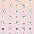 Daisy and Polka Dots by VMDolphin