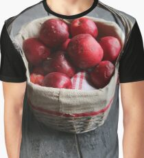 Apples in the basket Graphic T-Shirt