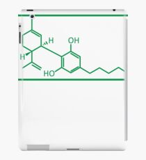 Cannabis Chemical iPad Case/Skin