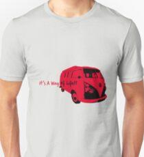 It's a way of life Splitty T-Shirt
