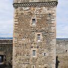 Blackness Castle , Scotland by David Rankin