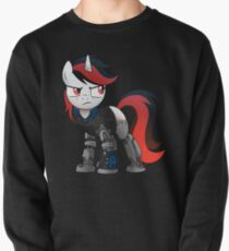 Determined Blackjack T-shirt (from the Project Horizons fanfic) Pullover