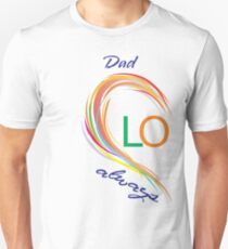 Family Dad Love T-Shirt