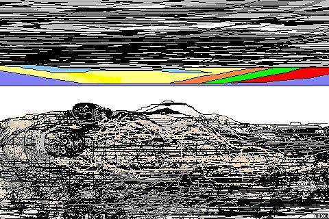 sky weave 9 by mhkantor
