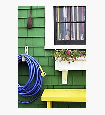 Captain Jack's Wharf - Provincetown Photographic Print