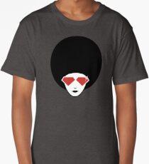 Disco Music Funny Tshirt Long T-Shirt