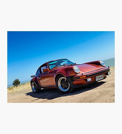 Porsche 930 Turbo Photographic Print