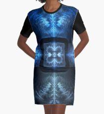 Sub-Zero Graphic T-Shirt Dress