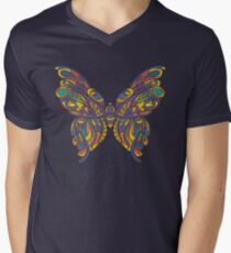 Colorful Butterfly Art T-Shirt