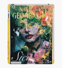 Painted Geography iPad Case/Skin