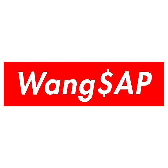 Wangsap bumper sticker tyler odd future wangap flower boy by haric95