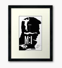 Mission: Impossible Framed Print