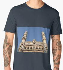 Charminar, Hyderabad, India Men's Premium T-Shirt