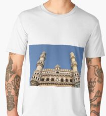 Charminar, Hyderabad, India Men's Premium T-Shirt
