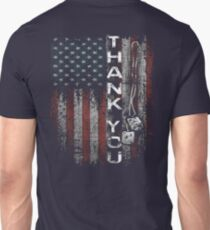 Veteran Gifts - Thank You Shirt T-Shirt