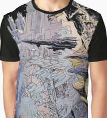 Valerian And The City Of Thousand palnets Graphic T-Shirt