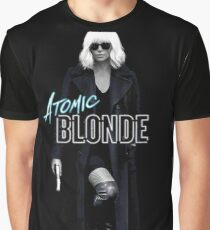 Atomic Blonde Graphic T-Shirt