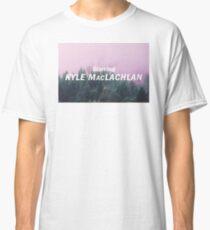 Twin Peaks: The Return - Starring Kyle MacLachlan Classic T-Shirt