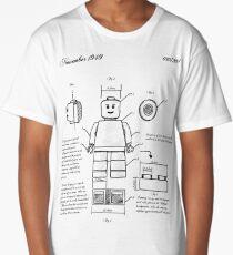 Lego Plane Long T-Shirt