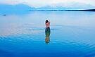 Alive @ the dead sea by Eyal Nahmias