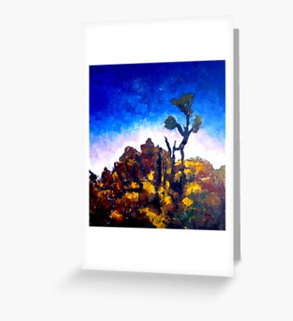 Harlequin in Hiding  Greeting Card