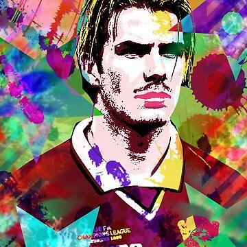 Beckham by gayhedonist
