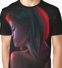 Red in the Dark Graphic T-Shirt