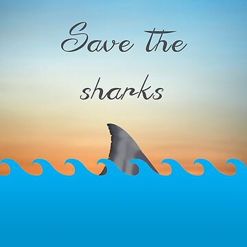 Save The Sharks by Iaccol