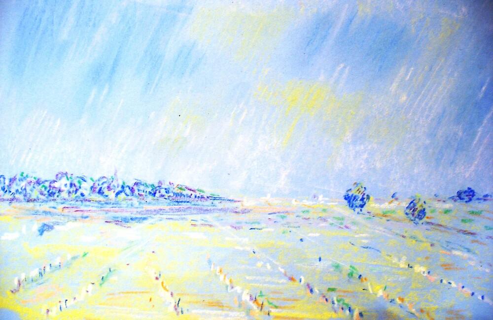Light on the Flatlands by milton