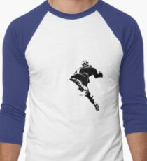 The Knee of Justice Men's Baseball ¾ T-Shirt