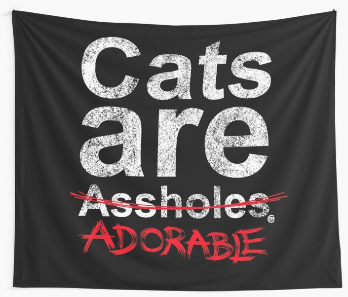 Cats are.... by . VectorInk