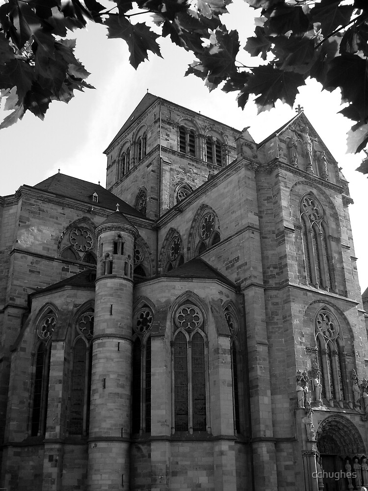 German Cathedral - Trier by cchughes