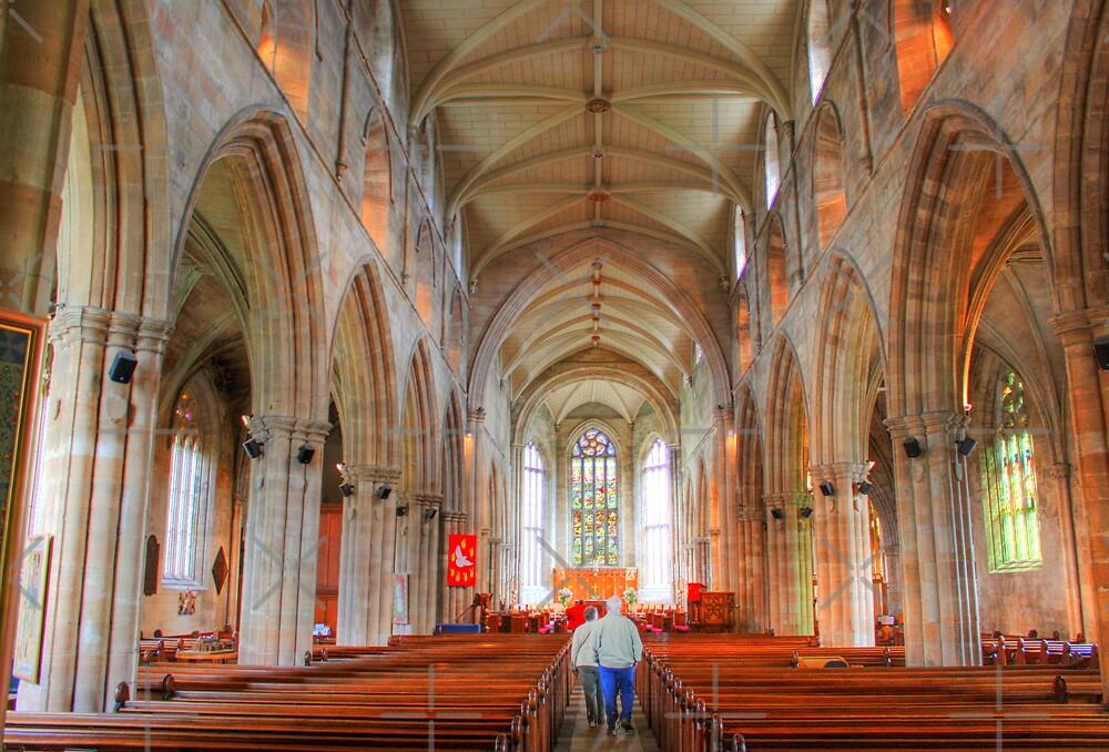 Inside St Michaels by Tom Gomez