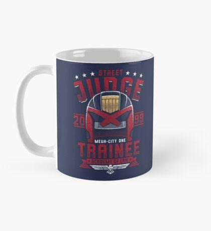 Street Judge Trainee Mug