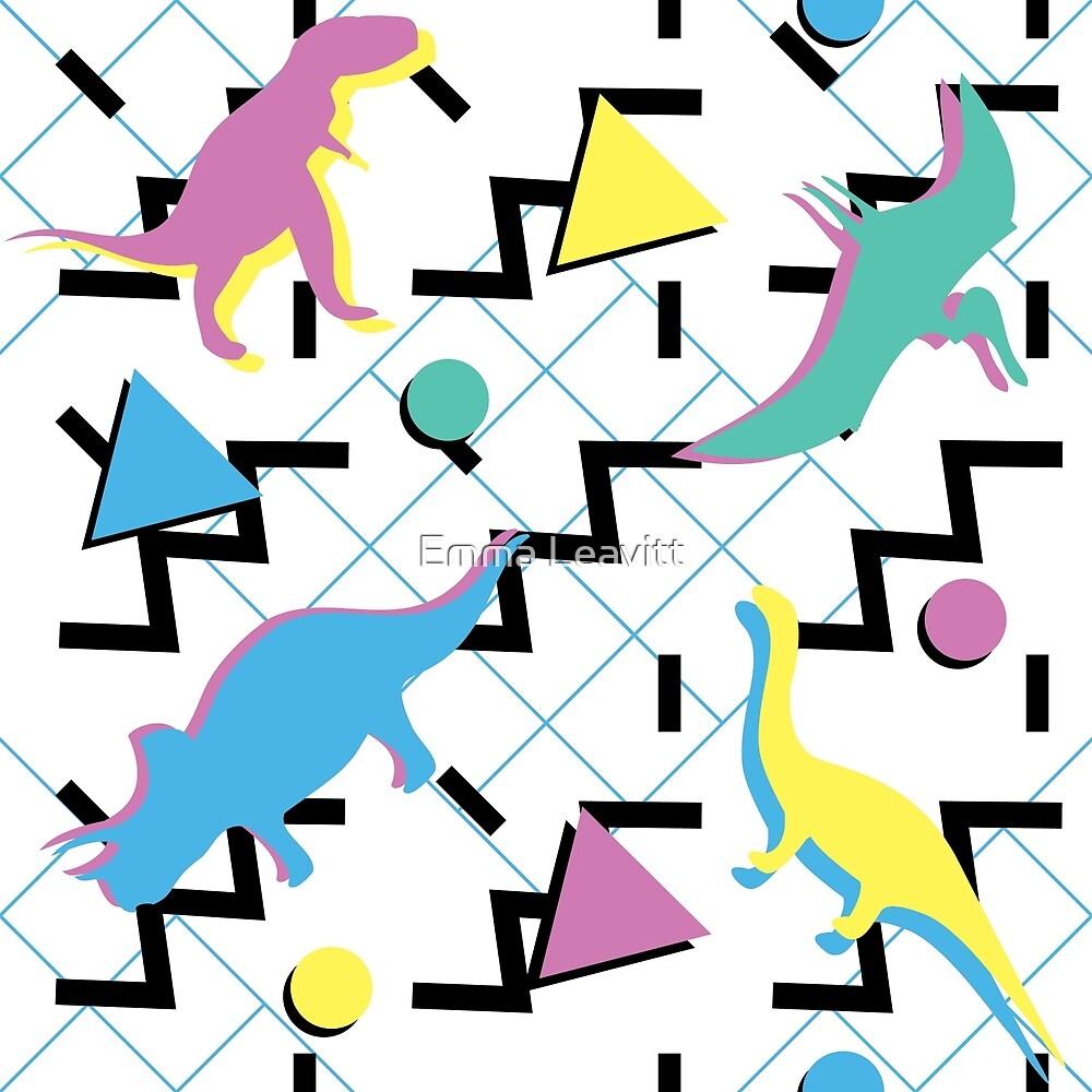 90s Dino by Emma Leavitt