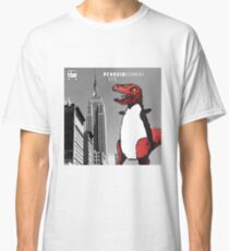 PENGUINOSARUS REX™ INVADES NEW YORK Classic T-Shirt