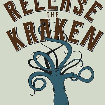 Release the Kraken! by NinjaDesignInc