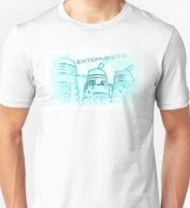 Daleks - Negative T-Shirt