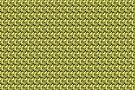 Yellow stripes by missmoneypenny